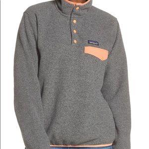 Paragon fleece sweatshirt